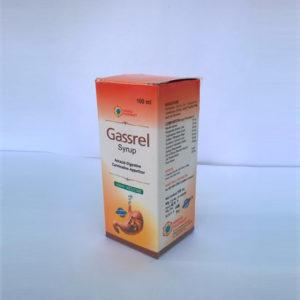 गैसरिल-सीरप